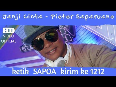 PETER SAPARUANE - JANJI CINTA (Official Music Video)