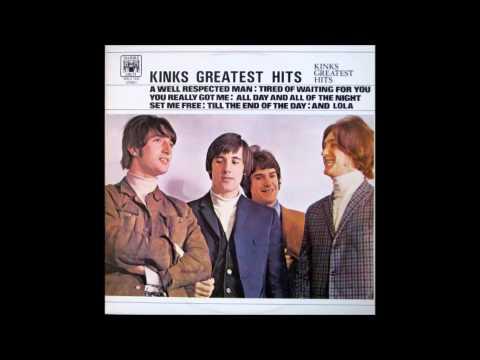KINKS GREATEST HITS (1971)
