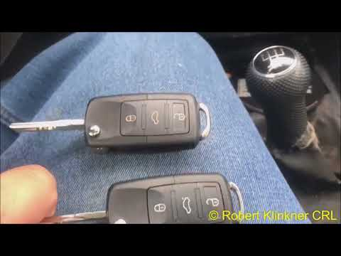 2001 vw jetta key programming