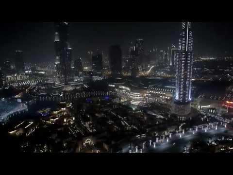 Downtown Dubai New Year Celebration 2015