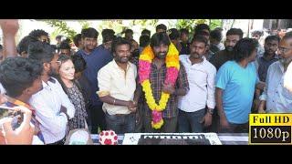 Vijay Sethupathi Birthday Celebration at Shooting Spot