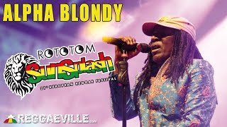 Alpha Blondy - American Dream @ Rototom Sunsplash 2014 [8/19/2014]