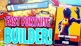 NEW *FREE* DARK VANGUARD! | Top Console Builder | Playing With Sub's | Fortnite Battle Royale 🔴