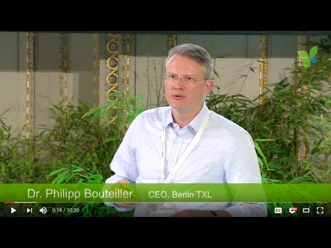 ECO16 Amsterdam: Philipp Bouteiller Berlin TXL