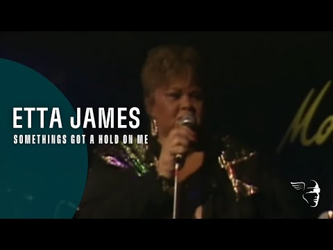 Etta James  Somethings Got A Hold On Me  at Montreux 1989