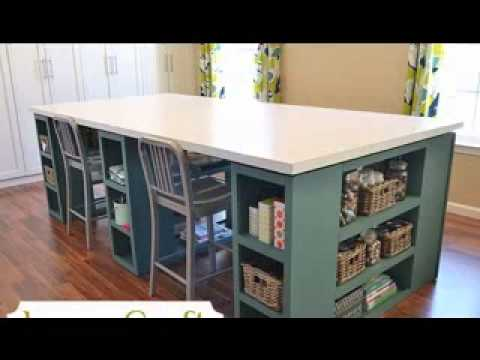 diy craft table ideas easy diy craft desk projects ideas 4239