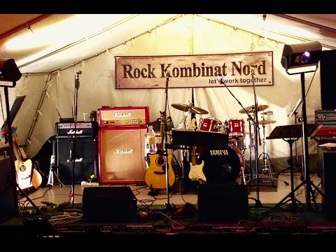 """Play with fire, The Rolling Stones - Cover -live, Rock Kombinat Nord """"Sigmund Freud Psychoversion"""""""