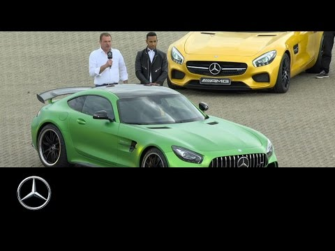 World Premiere Mercedes-AMG GT R