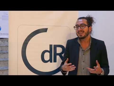 Entrevista a Javier Osuna, autor del capítulo 'Diálogo con la ausencia'.