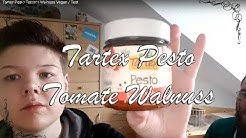 Tartex Pesto Tomate Walnuss Vegan / Test
