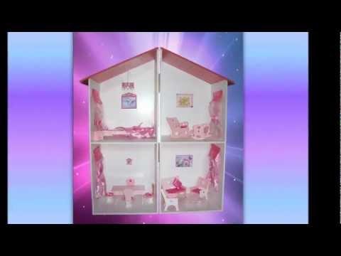 Casa de mu ecas princesas cordoba argentina youtube - Casa de munecas ...