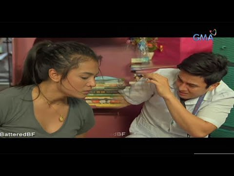 Maynila: Overacting defensive girlfriend