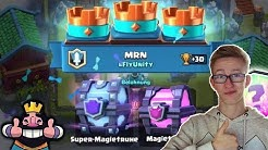 LIVE SUPER MAGIE TRUHE BEKOMMEN! 😍 CLAN TRUHE, MAGICAL + GIANT CHEST Clash Royale Deutsch German CR