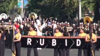 Rubidoux HS - The Thunderer - 2013 La Palma Band Review