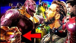 Avengers Infinity War Plot REVEALED!? & 2 SECRET Characters Added Breakdown