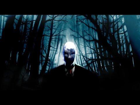 СЛЕНДЕРМЕН ПРЕСЛЕДУЕТ МЕНЯ! Высокий человек с красным галстуком - Хоррор игра про лес