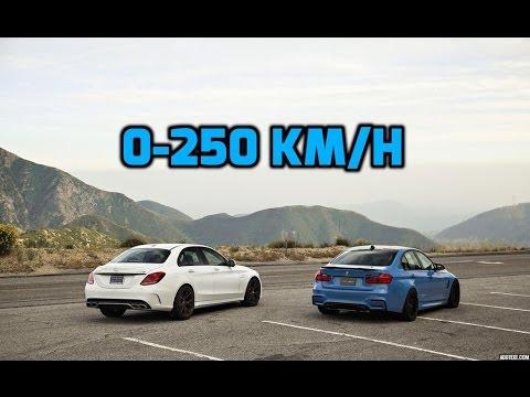 Amazing 2016 MercedesAMG A45 Vs BMW M135i  Design Exterior Drive Amp Sound