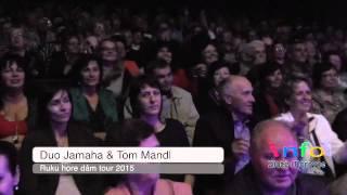 Duo Jamaha a Tom Mandl