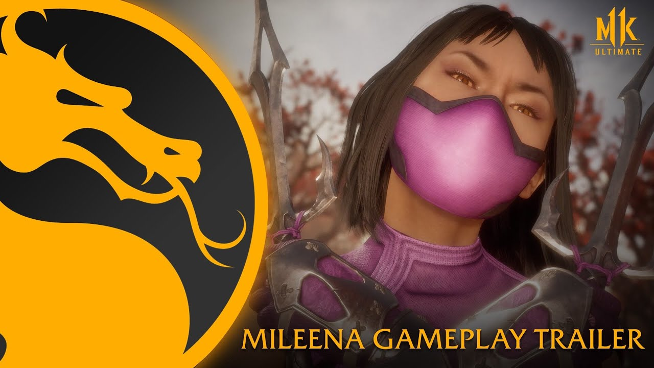 Mortal Kombat™ 11 Ultimate Gameplay Trailer Showcases the Return of Fan-Favourite Fighter – Mileena