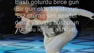 İlqar Xəyal(xeyal) Tufanla Oynama Karaoke