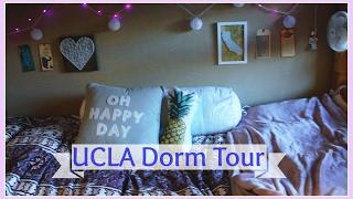 UCLA Classic Triple Dorm Tour