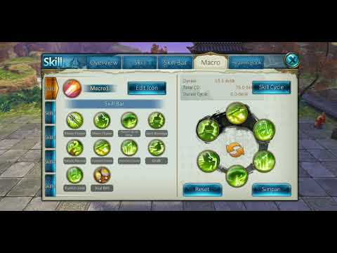 Jade Dynasty Mobile Indonesia. MYSTIC - The Best PvP (Auto) Skill Build. Raven ~ S3 (Vim)