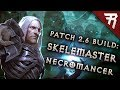 Diablo 3 2.6.6 Necromancer Build: Minion Starter & End-Game Rathma GR 119+ (Guide, Season 18)