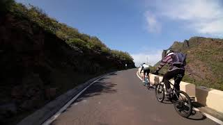 Masca from Santiago del Teide - Indoor Cycling Training