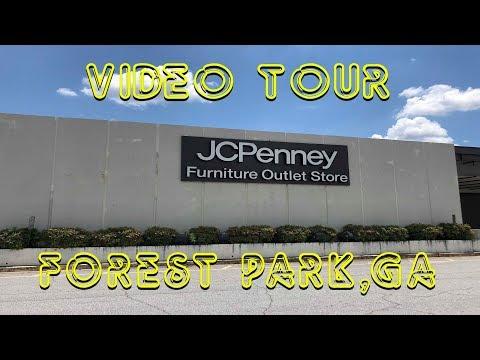 Vintage JC Penney Outlet Store - Forest Park, GA