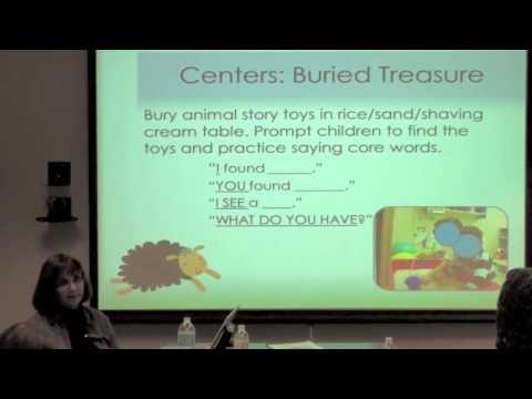 Augmentative and Alternative Communication (AAC) in the Preschool Classroom - CIRCA - Part 2
