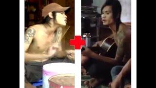 NHẠC CHẾ siêu phẩm (Ghép) Gõ Bo + Guitar BĂNG RỒNG XANH - LONG BO KCN