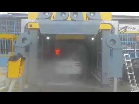 Otomatik Dokunmasiz Arac Yikama Makinesi Kurutmali Touchless Car Wash Fircasiz Yikama