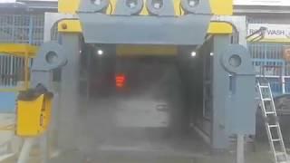 Otomatik Dokunmasız Araç Yıkama Makinesi Kurutmalı(Touchless Car wash) Fırçasız Yıkama