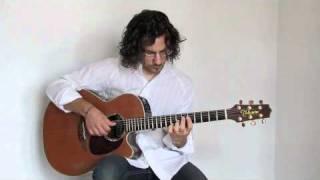 """""""Mi ritorni in mente"""" (Lucio Battisti) per sola chitarra acustica"""
