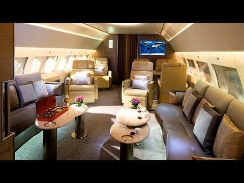 Emirates Executive, Luxury Private Jet - Unravel Travel TV