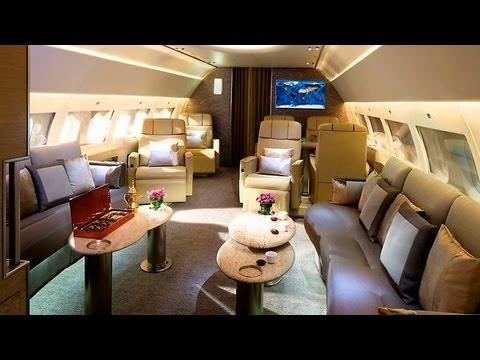 Emirates Executive, Luxury Private Jet - Unravel Travel TV ...