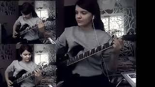 Агата Кристи - Вечная Любовь (На гитаре)
