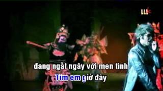 [Karaoke HD] KHI KHÔNG CÒN YÊU - AKIRA PHAN | Beat gốc |