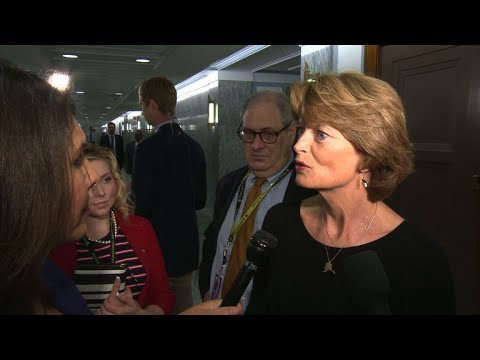 "Sen. Murkowski says Zinke phone call ""was a difficult conversation"""