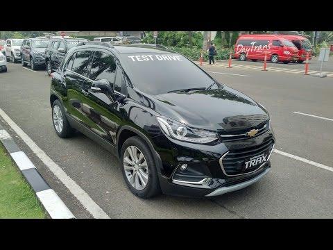 In Depth Tour Chevrolet Trax Ltz Facelift Indonesia Videostudio