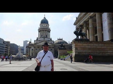 Honer Nazhat, Bus Tour in Berlin-Germany Aug 2015 جولة بالباص في برلين المانيا