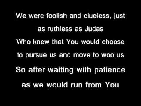 Lord of Patience by Shai Linne w/lyrics