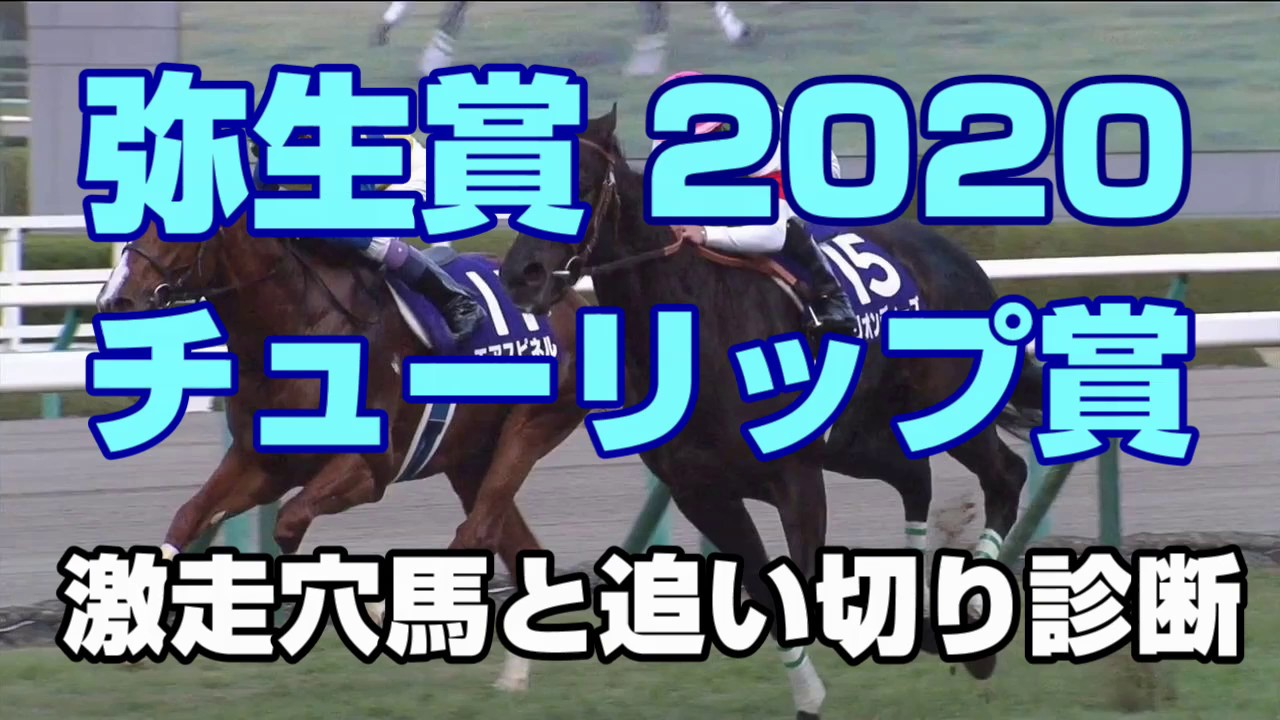 賞 2020 予想 弥生