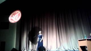 """Савищева Ольга - Conchita Wurst - """"Rise like a Phoenix"""" 02.03.2015"""