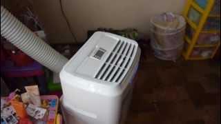 видео Мобильный кондиционер Electrolux EACM-14 EZ/N3