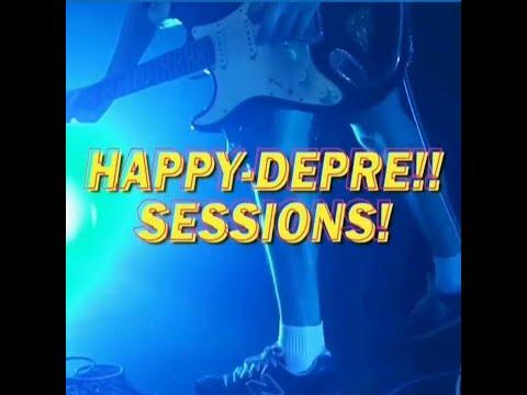 """Adolescentes sin edad """"Happy – depre Sessions""""."""