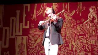 John Carty at Fiddle Tunes 2010 ( a Jig) Port Townsend Wa. Part 2