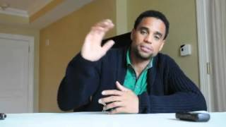 Think Like a Man interview Michael Ealy - Urbanfilmpremiere