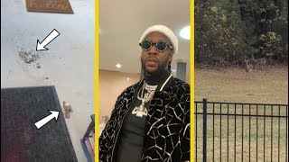 2 Chainz Tired Of Animals Invading His Property!
