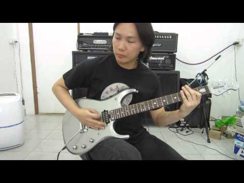 Music Man John Petrucci JP13 6 Electric Guitar Drive Sound